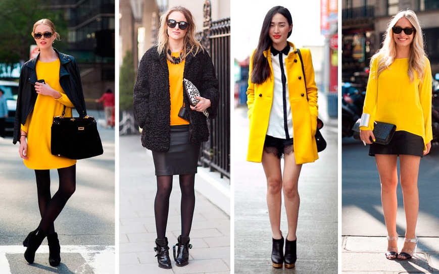 Black-and-yellow