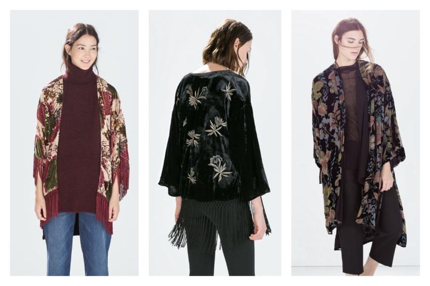 Zara: U$129 | U$99,90 | U$169,90